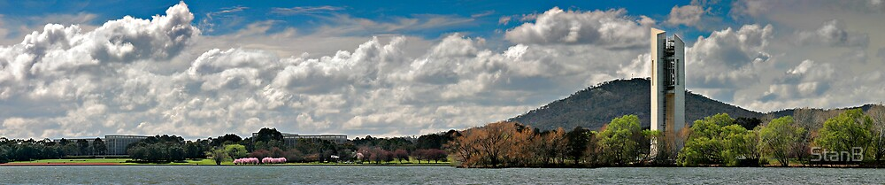 lake Burley Griffon by StanB