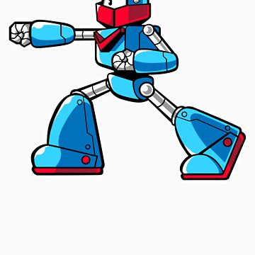 V-Bot Punch by shopkota