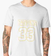 Tim Riggins #33 - Friday Night Lights Men's Premium T-Shirt