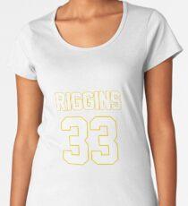 Tim Riggins #33 - Friday Night Lights Women's Premium T-Shirt
