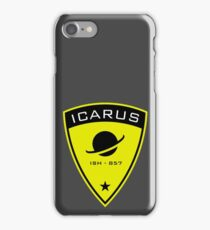 Icarus Patch  iPhone Case/Skin