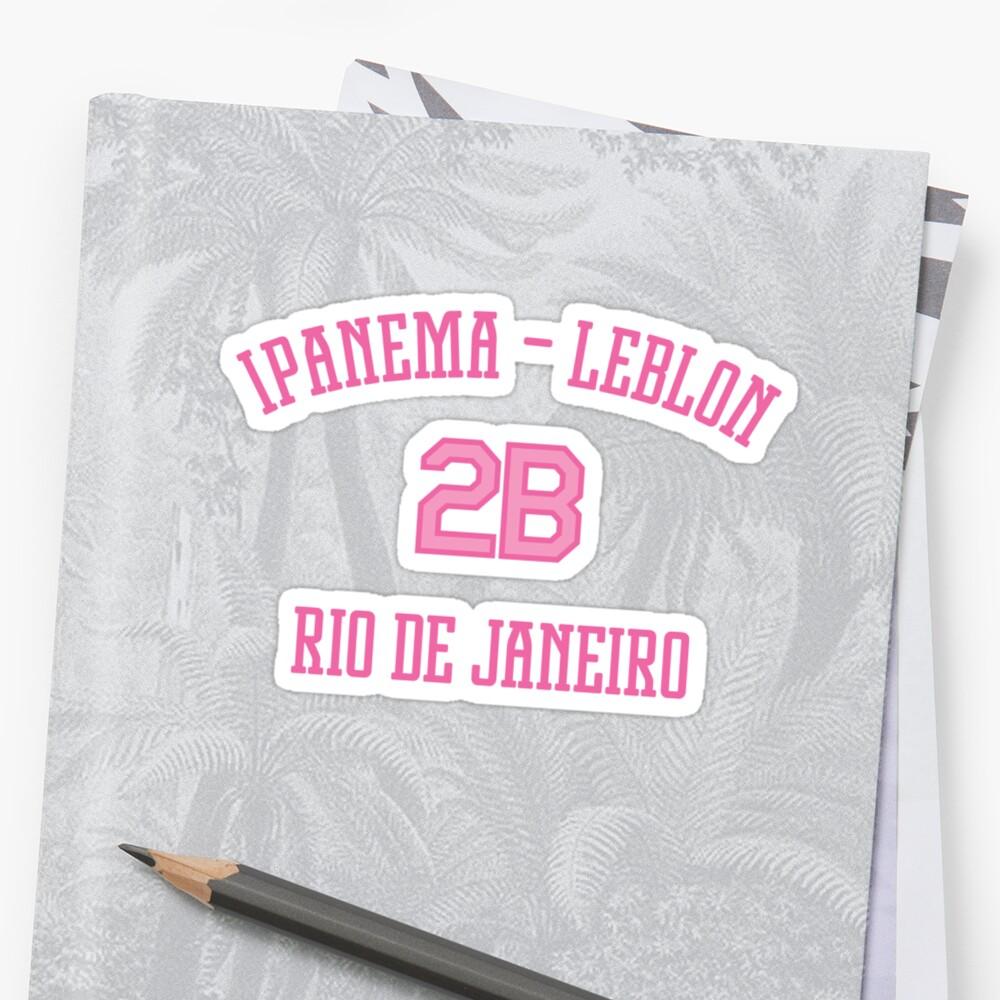 Ipanema Leblon The place 2b by riobrasil