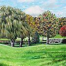 'Chetola Landscape' by Jerry Kirk