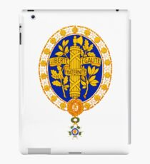 French Coat Of Arms iPad Case/Skin