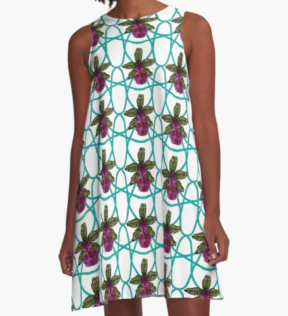 Maia's Dreamweaver  A-Line Dress