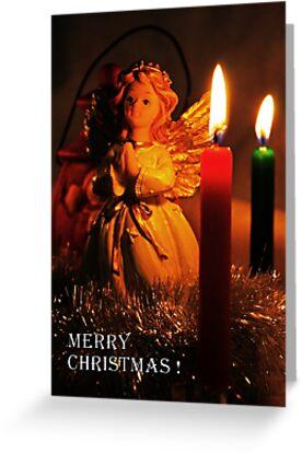 Merry Christmas #10 by Evita