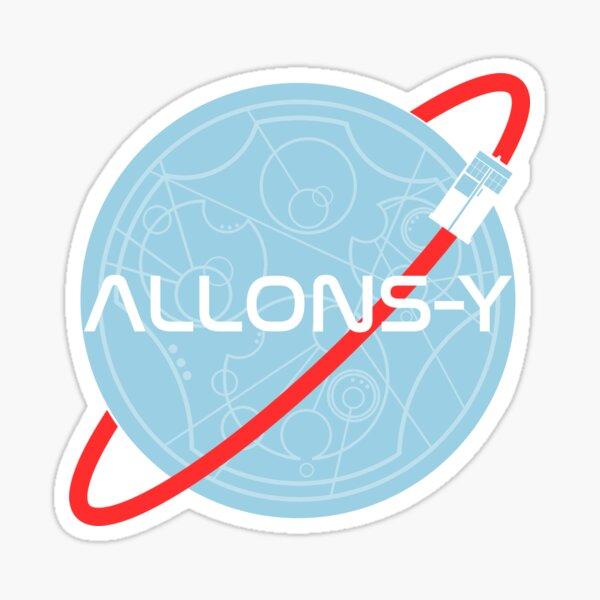 Allonsy Sticker