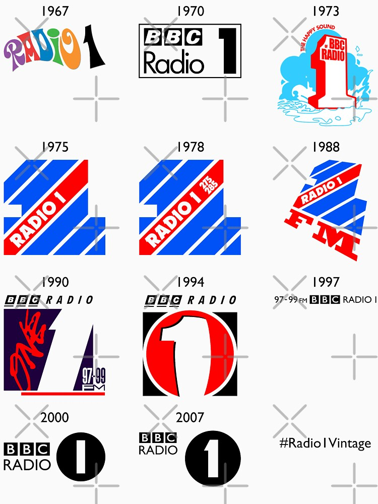 NDVH Radio 1 Vintage by nikhorne