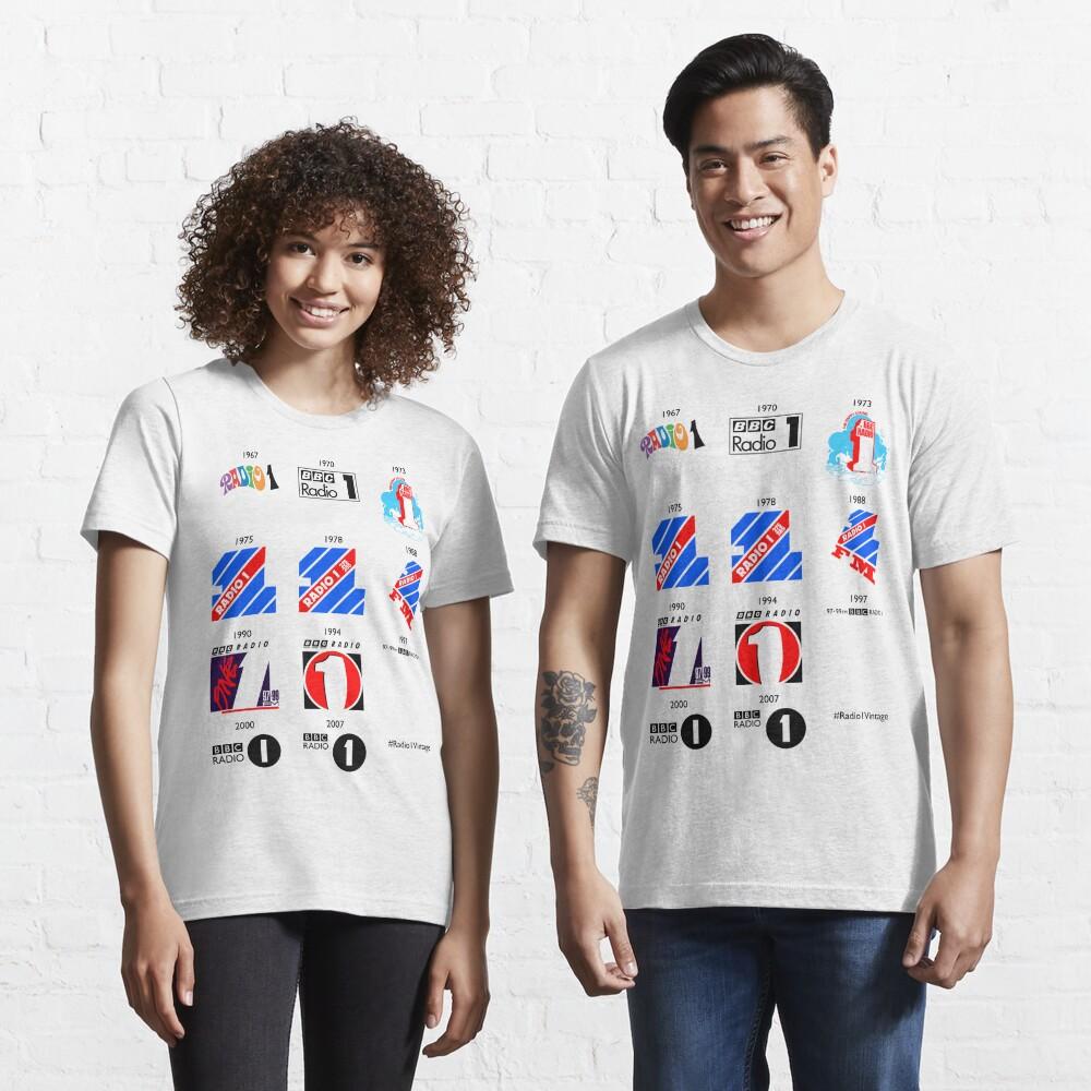 NDVH Radio 1 Vintage Essential T-Shirt
