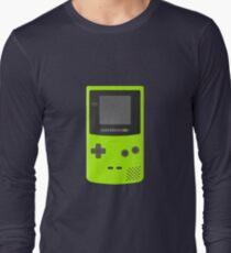 Kiwi GameBoy Color Long Sleeve T-Shirt
