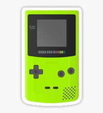 Kiwi GameBoy Color Sticker