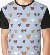 Mouse Snacks Graphic T-Shirt