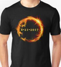 Total Solar Eclipse Summer 08/21/17 Unisex T-Shirt