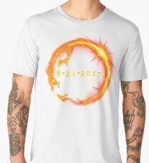 Total Solar Eclipse Summer 08/21/17 Men's Premium T-Shirt