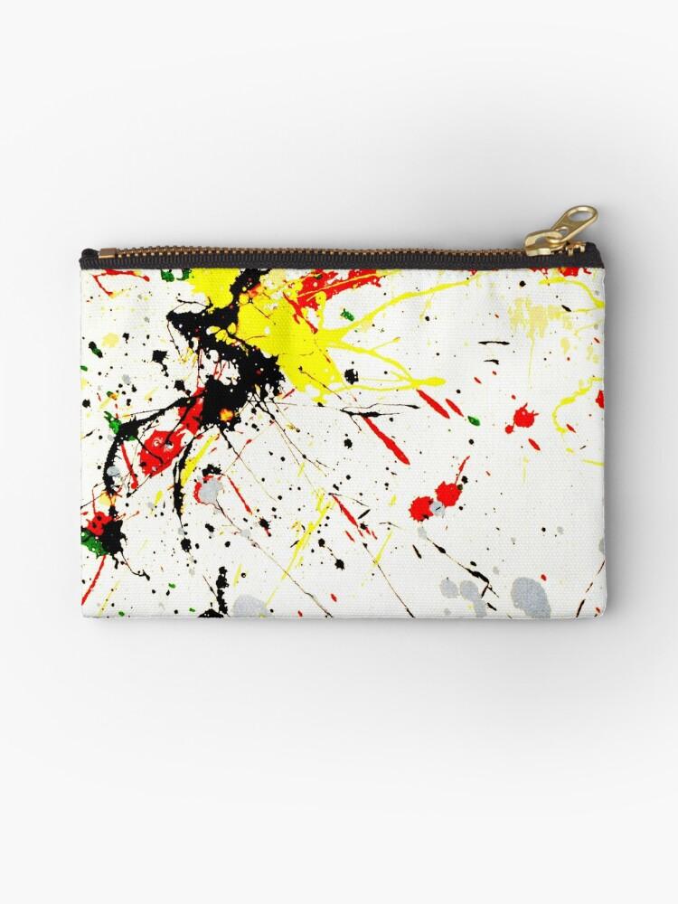 Paint Splatter  by Gravityx9