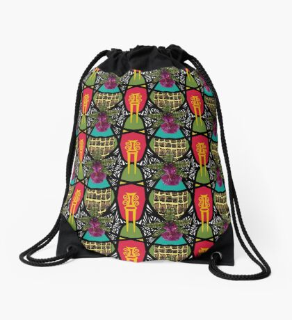 Maias Quest Drawstring Bag