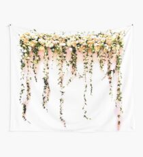 Enchanting Floral Wall Tapestry