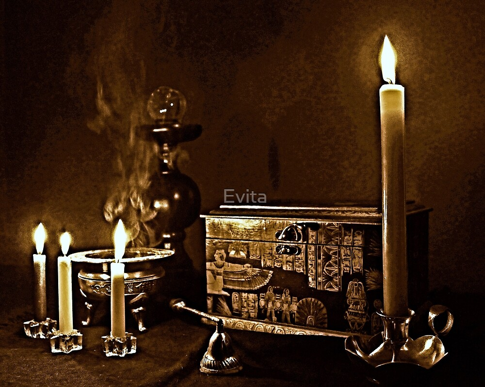 Magic  By Candlelight by Evita