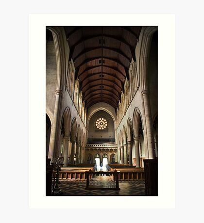 St. Peters Cathedral Art Print