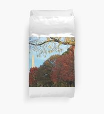 Washington Autumn Duvet Cover
