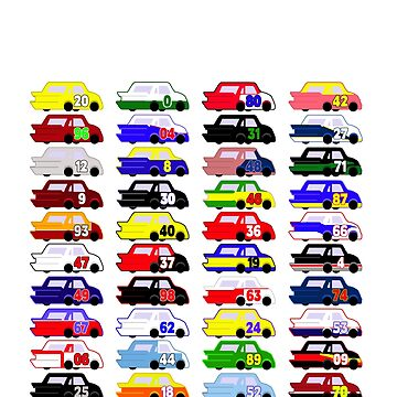 LASTCAR.info - Famous Cars by lastcaronbrock