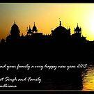 Happy New Year by Dr. Harmeet Singh