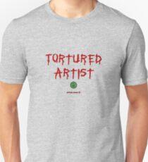 Tortured Artist Unisex T-Shirt