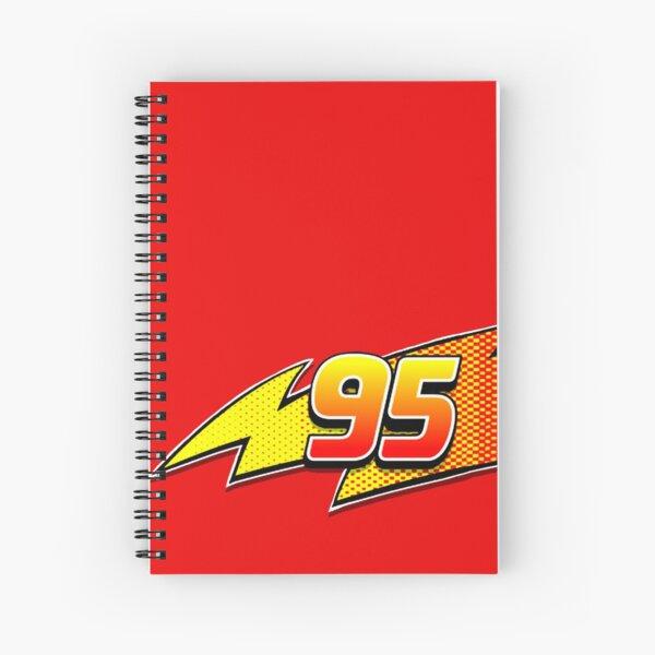 Ka-Chow! Spiral Notebook