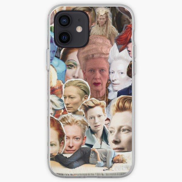 Tilda Me Swintons iPhone Soft Case