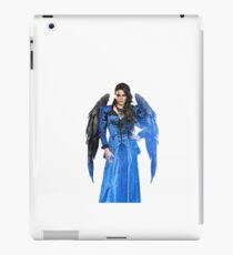 Dark Angel (Blue) Evil Queen iPad Case/Skin