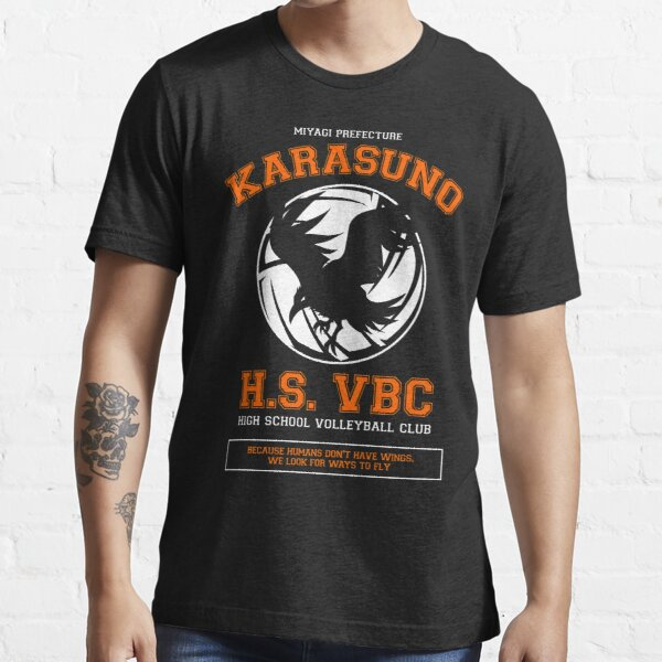Karasuno Essential T-Shirt