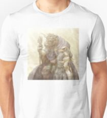 Falcon and Minotaur Unisex T-Shirt