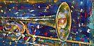 Trombone by Michael Creese