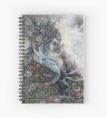 Resplendence Given So To Ruin Spiral Notebook