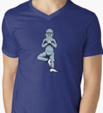 Yoga Yeti Pose Number Six T-Shirt