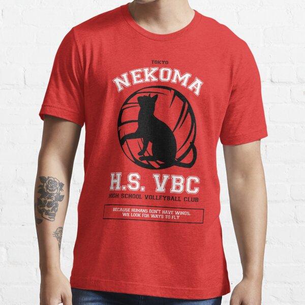 Nekoma HS VBC Team Shirt Essential T-Shirt