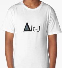 Alt J logo Long T-Shirt