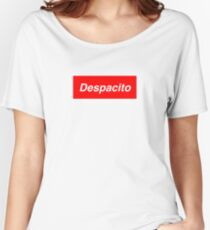 Despacito Box Logo  Women's Relaxed Fit T-Shirt