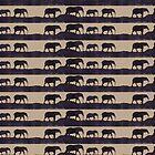 Lodge décor - Elephant safari by Maree Clarkson