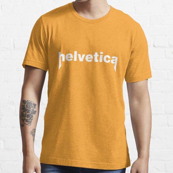 helvetica is metal Essential T-Shirt