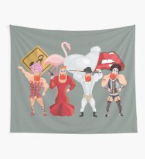 Cine Wall Tapestry