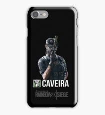 R6 - Caveira | Operator Series iPhone Case/Skin
