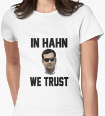 In Hahn We Trust Womens Fitted T-Shirt