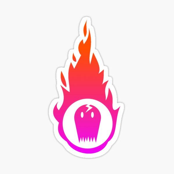 CrackedGhostGames Merch - Dawn Sticker