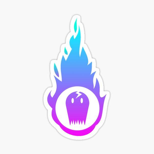 CrackedGhostGames Merch - Dusk Sticker