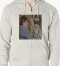 is that the singer songwriter george michael? Zipped Hoodie