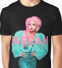 FARRAH MOAN Graphic T-Shirt