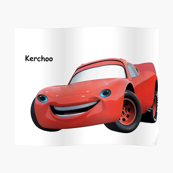 Kerchoo Full Car Poster