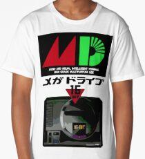 Mega Drive (Japanese Art) Long T-Shirt