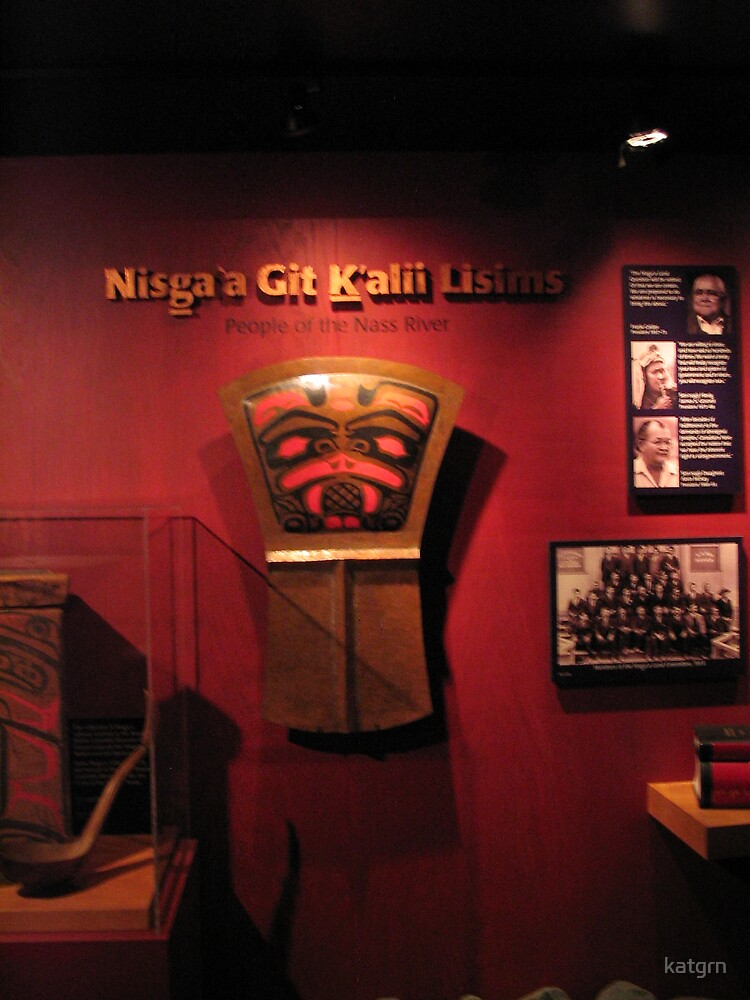First Nations Mask by katgrn